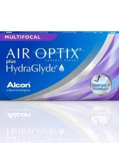Air Optix Plus Hydraglyde Multifocal 3