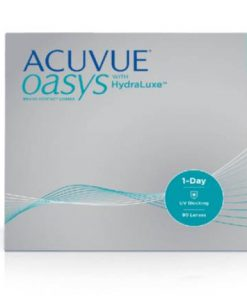 Acuvue Oasys 1 DAY with HydraLuxe 9