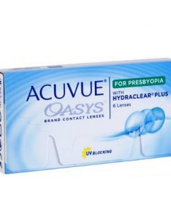 Acuvue Oasys for Presbyopia 6